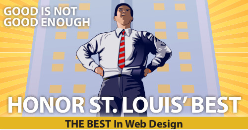 Best In Web Design St Louis 2013 Changescape Web