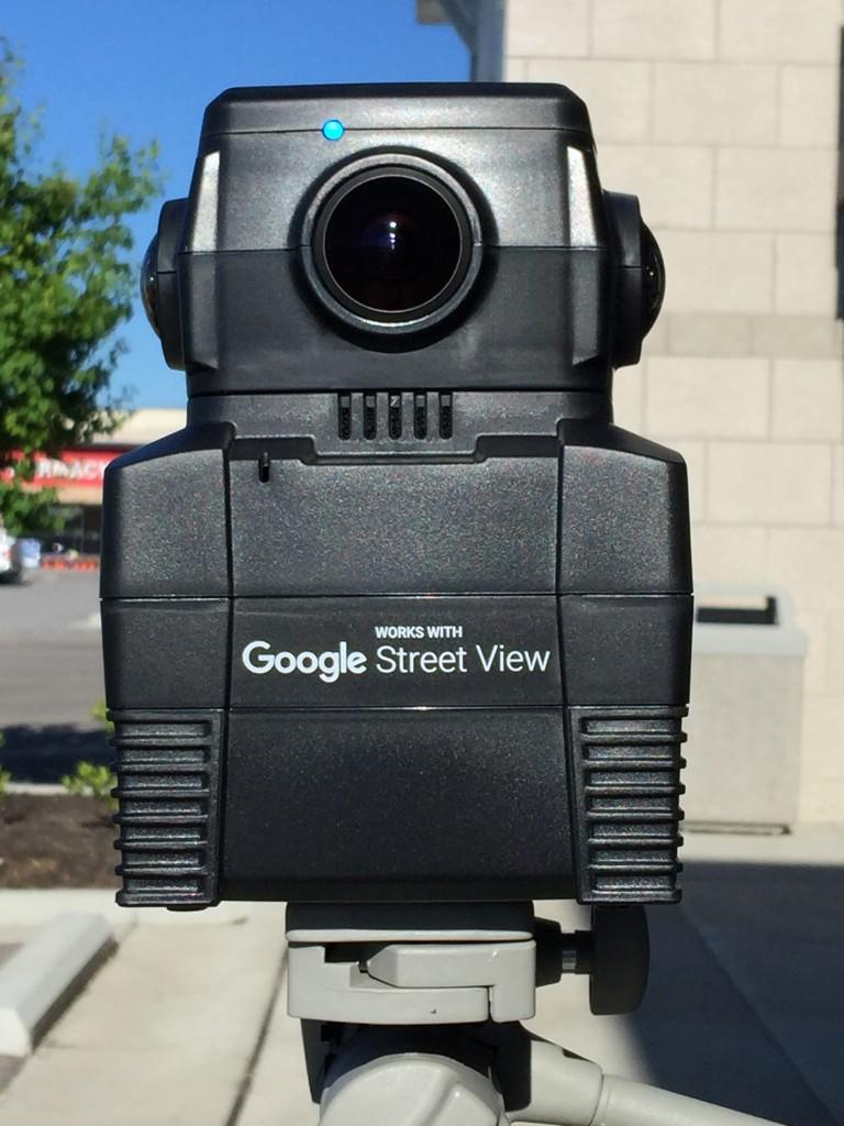 Google Street View camera - iris360