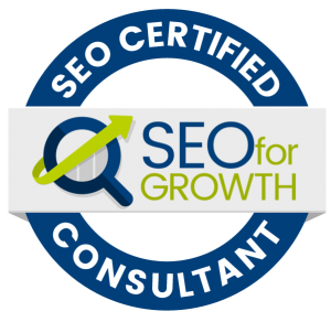 SEO Certified Consultant SEO for Growth
