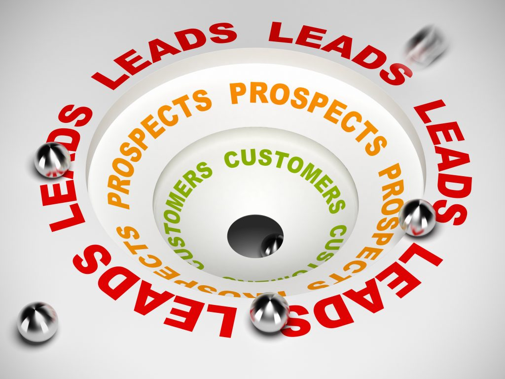 Sales Funnel - Conversion Funnel