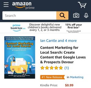 #1 New Release in Marketing