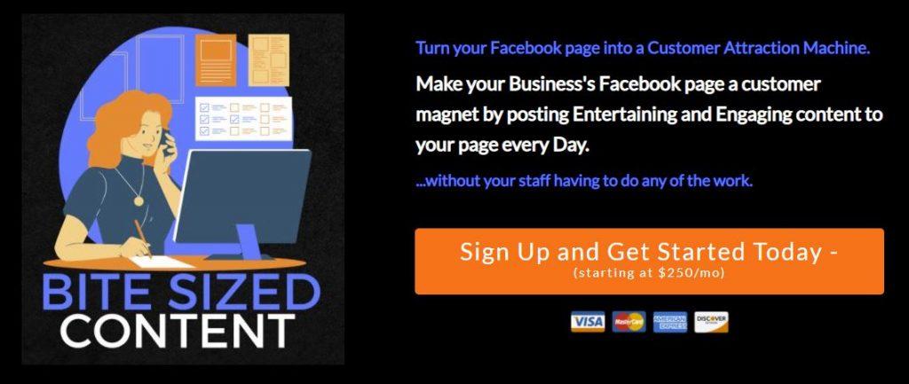 Facebook Posting Service